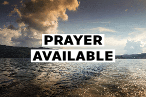 Prayer available
