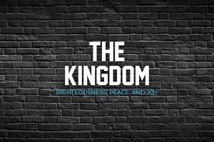 new sermon series The Kingdom